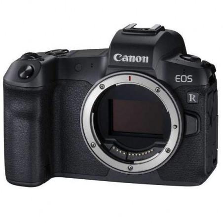 Canon EOS R body + adapter EF-EOS R + Rabat 600 zł na szkła EF z serii L przy zakupie z aparatem