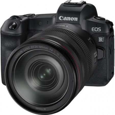 Canon EOS R + EF-RF Adapter + RF 24-105mm F4L IS USM