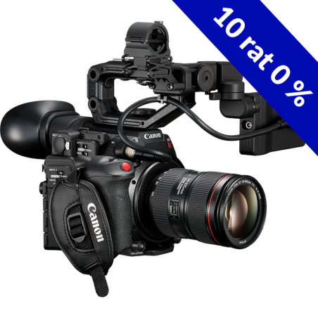 Canon EOS C200 KIT - prawdziwe 10 rat 0%
