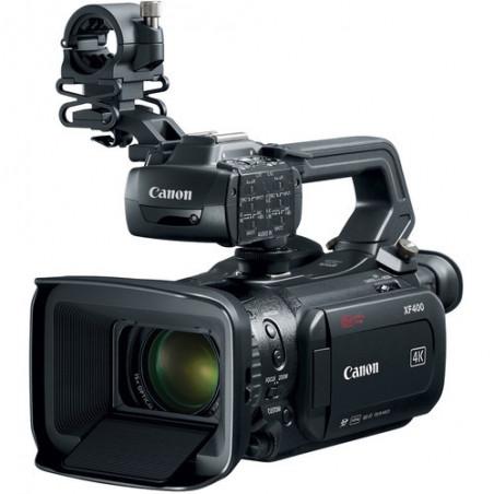 Canon XF400 + 2 x akumulator BP-828E