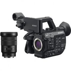 Sony PXW-FS5M2 4K XDCAM (18-105mm Zoom Lens)