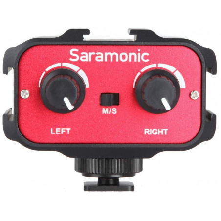 Saramonic Adapter audio SR-AX100 do VDSLR i kamer