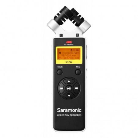 Saramonic SR-Q2 cyfrowy rejestrator dźwięku