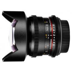 Samyang 14mm T3.1 VDSLR ED AS IF UMC II Canon
