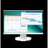 "EIZO FlexScan EV2460 monitor LCD z matrycą 23,8"" (EV2460-WT)"
