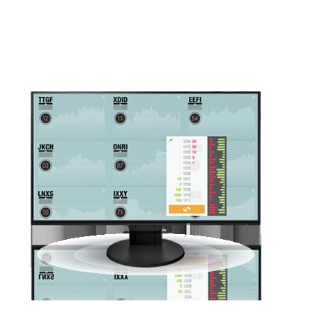 """Eizo FlexScan EV2451monitor LCD z matrycą 24"""" (EV2451-BK)"""