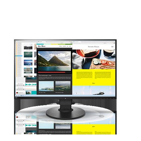"""Eizo FlexScan EV2780 monitor LCD z matrycą 27"""" (EV2780-BK)"""