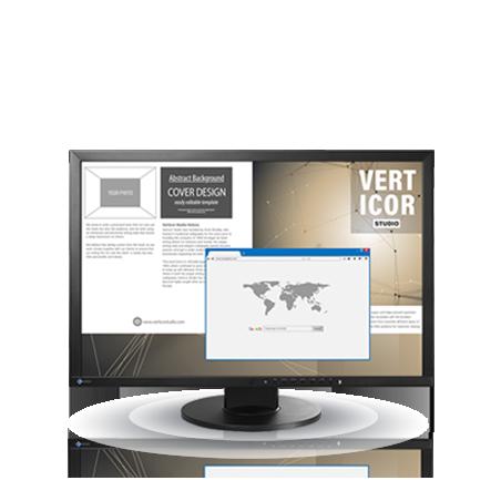 """EIZO FlexScan EV2430 monitor LCD z matrycą 24,1"""" (EV2430-BK)"""