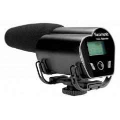 Saramonic Vmic Recorder mikrofon z rejestratorem dźwięku do aparatów i kamer