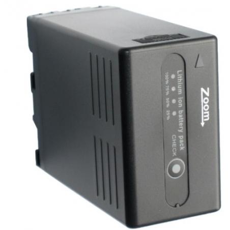 Zoom BP-U65 akumulator 5200mAh
