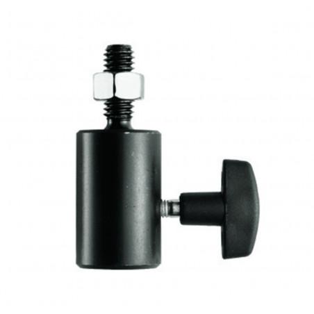 Manfrotto (014MS) adapter gniazda 16 mm ze śrubą i nakrętką M10