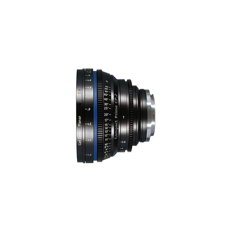 Zeiss Compact Prime CP.2 Macro 50mm/T2.1