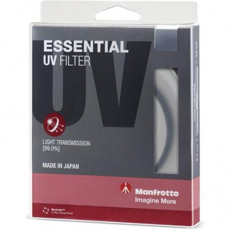 Manfrotto Essential Filtr UV 72mm (MFESSUV-72)