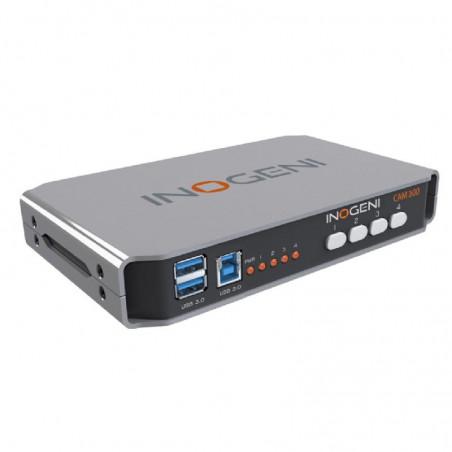 Inogeni CAM 300 4:1 HDMI/USB 2.0 Camera Selector