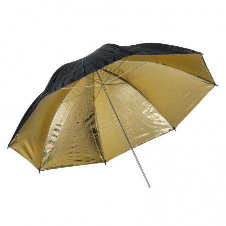 Quadralite parasolka złota 91cm