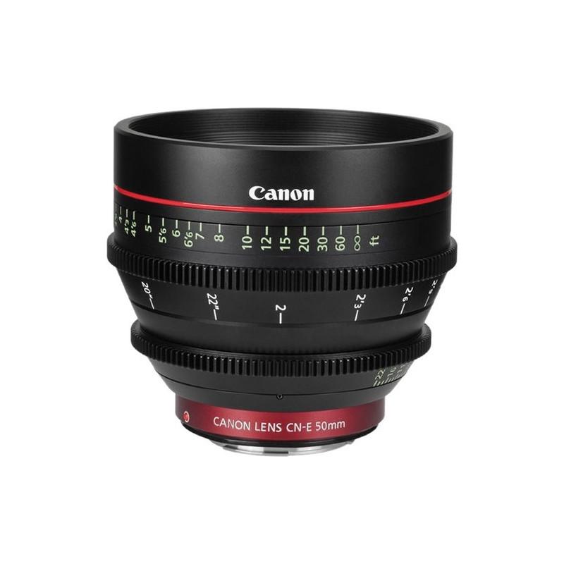 Obiektyw Canon CN-E50mm T1.3 L F