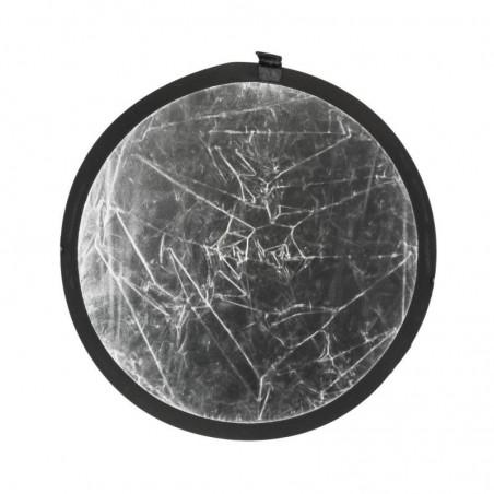 Quadralite Blenda srebrno-biała 60cm
