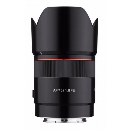 Samyang AF 75mm f/1.8 Sony E