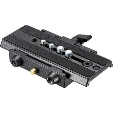 Manfrotto 357-1 adapter z płytką przesuwną 357PLV