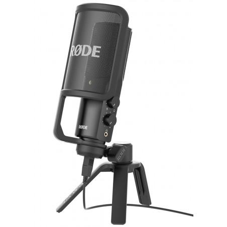 RODE NT-USB mikrofon pojemnościowy USB