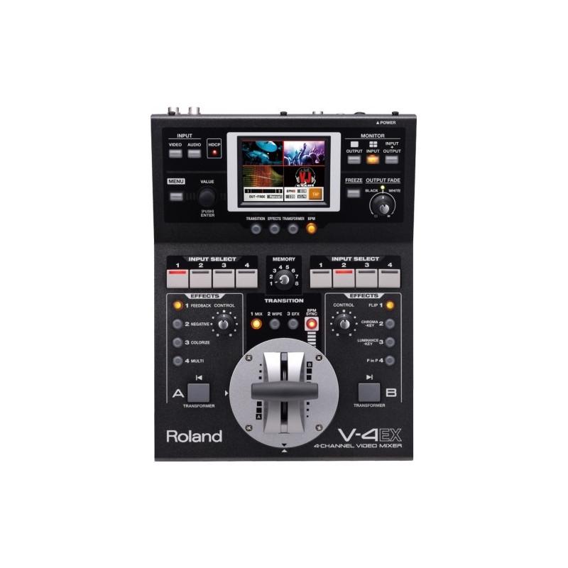 Mikser wideo Roland V-4EX