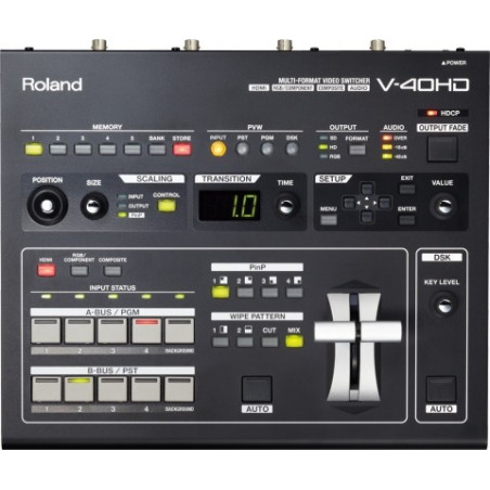 Mikser wideo Roland V-40HD