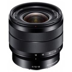 Obiektyw Sony 10-18mm F4 (SEL-1018) + Cashback 250 zł