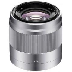 Obiektyw Sony SEL-50F18 + Cashback 100 zł