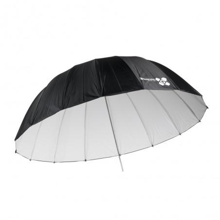 Quadralite Space 150 biały parasol paraboliczny