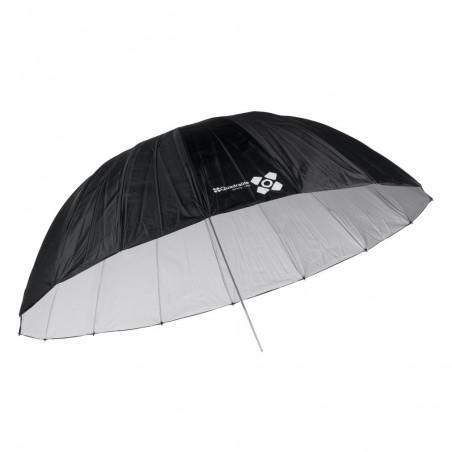Quadralite Space 185 biały parasol paraboliczny