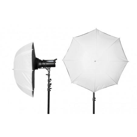 Quantuum Umbrella Softbox 33 (84cm) parasolka transparentna/softbox
