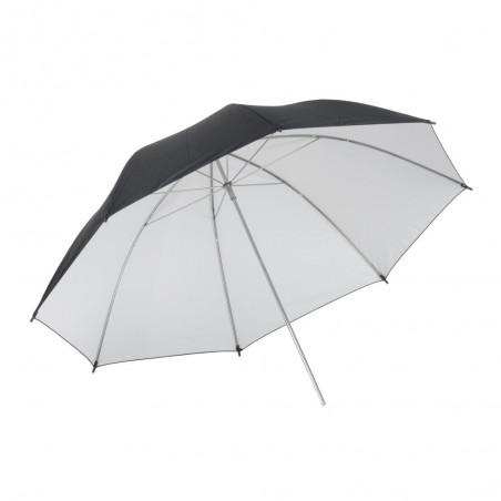 Quadralite parasolka biała 150cm