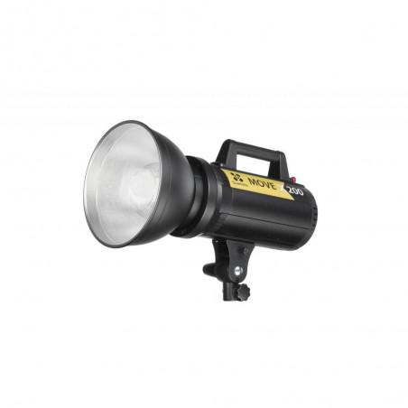 Quadralite Move X 200 lampa błyskowa