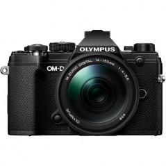 Olympus OM-D E-M5 Mark III + M.Zuiko Digital ED 14‑150mm F4‑5.6 II (czarny/czarny)   PROMOCJA