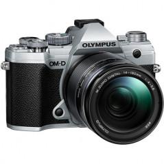 Olympus OM-D E-M5 Mark III + 14‑150mm F4‑5.6 II (srebrny/czarny)   CASHBACK 650zł