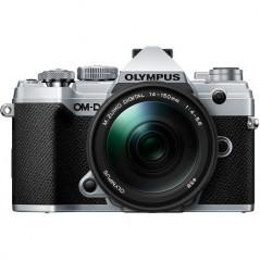 Olympus OM-D E-M5 Mark III + 14‑150mm F4‑5.6 II (srebrny/czarny)   PROMOCJA