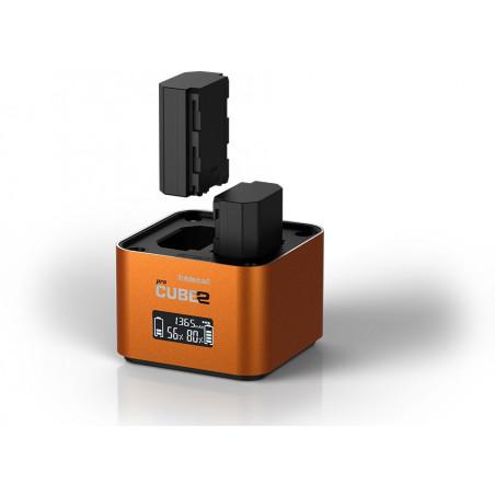 Hahnel ładowarka proCUBE 2 do akumulatorów Sony
