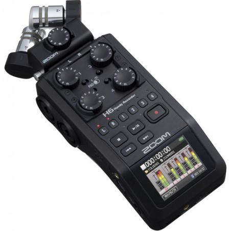 Zoom H6 Handy Recorder przenośny rejestrator cyfrowy