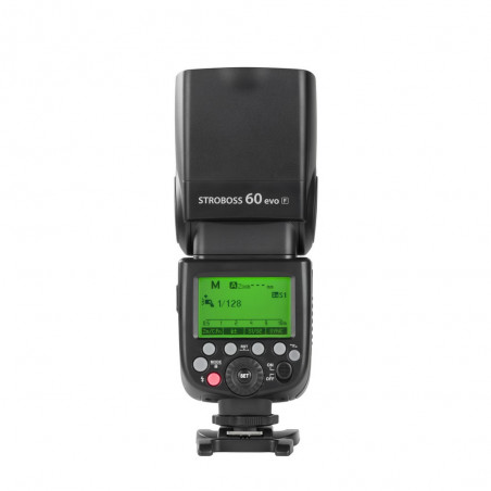 Quadralite Stroboss 60evo F Kit Lampa reporterska Fujifilm X