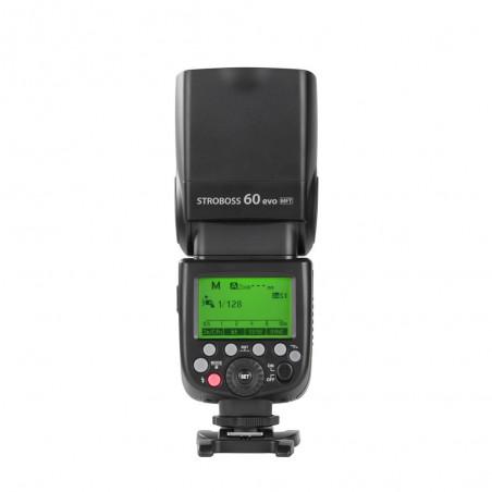 Quadralite Stroboss 60evo MFT Kit Lampa reporterska Micro 4/3 (Olympus/Panasonic)