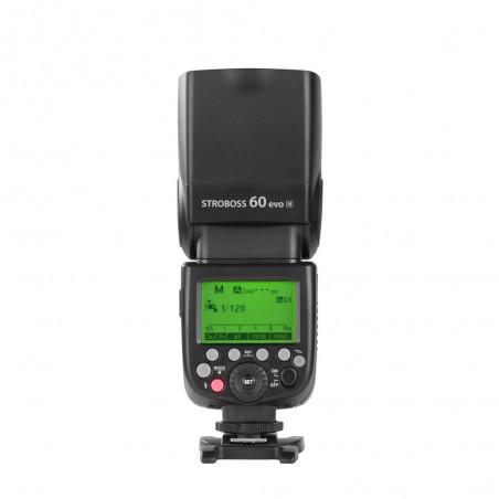 Quadralite Stroboss 60evo N Kit Lampa reporterska Nikon