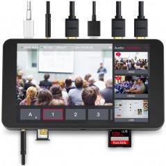 YoloLiv YoloBox Smart Multi-Camera Studio transmisji na żywo, enkoder, switcher, rejestrator, monitor