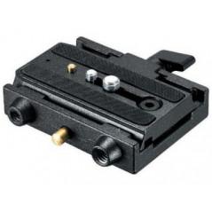 Adapter z regulowaną płytką Manfrotto 577