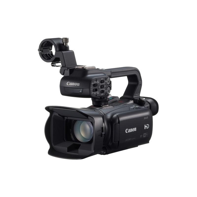 Canon XA25 z 2 akumulatory Canon BP-820