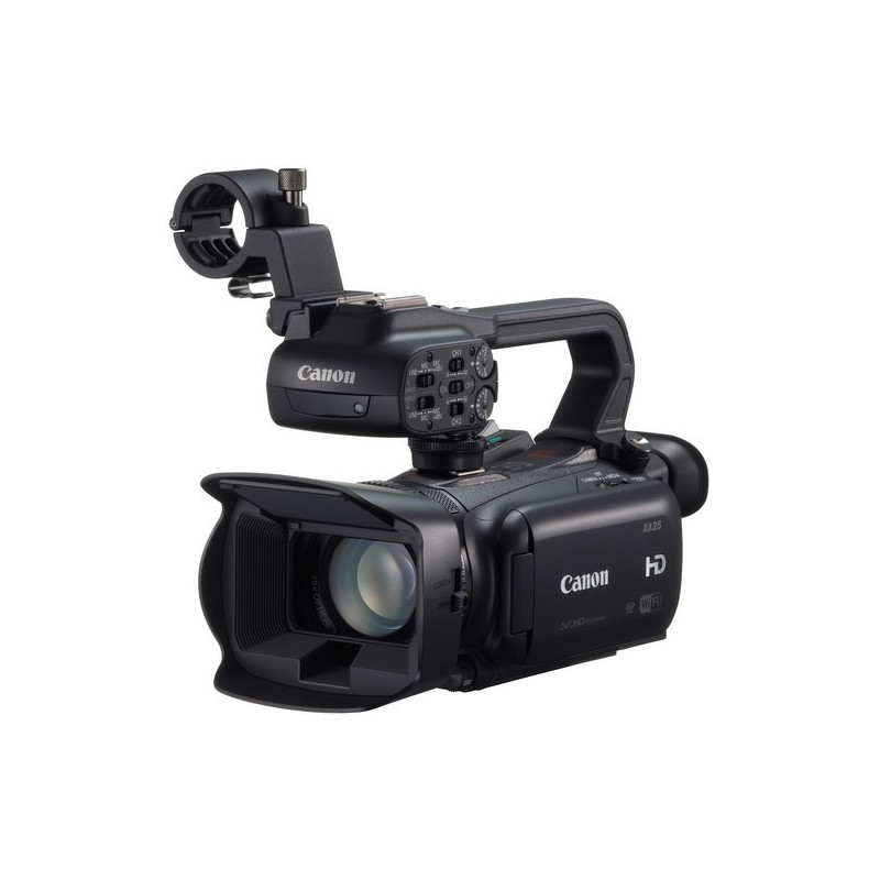 Kamera Canon XA25  z 2 akumulatory Canon BP-820