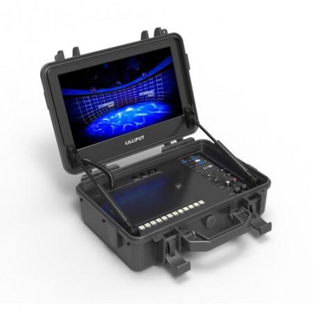 """Lilliput BM120-4KS 12.5"""" przenośny monitor 4K 3D LUTS HDR"""