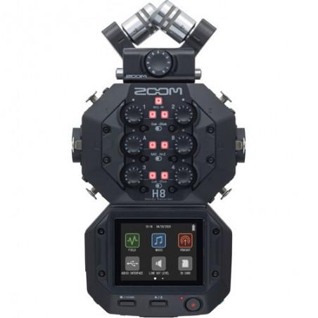 Zoom H8 rejestrator cyfrowy smart