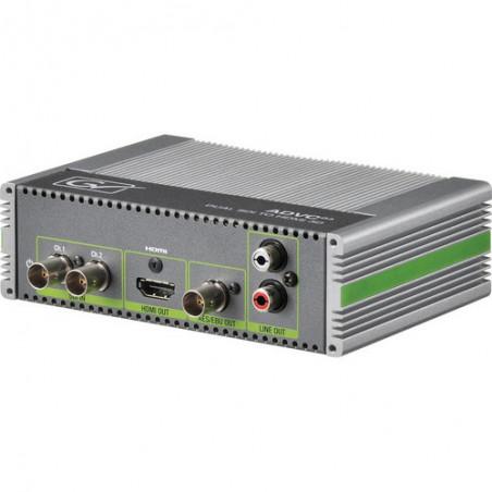 Grass Valley ADVC G3 Podwójny konwerter / multiplekser SDI na HDMI z obsługą 3D
