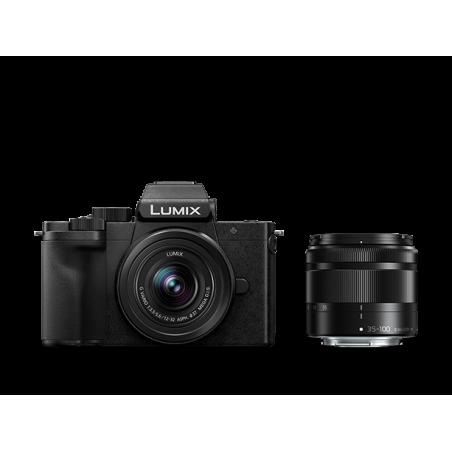Panasonic LUMIX G DC-G100W + 12-32mm (DC-G100WEG-K)