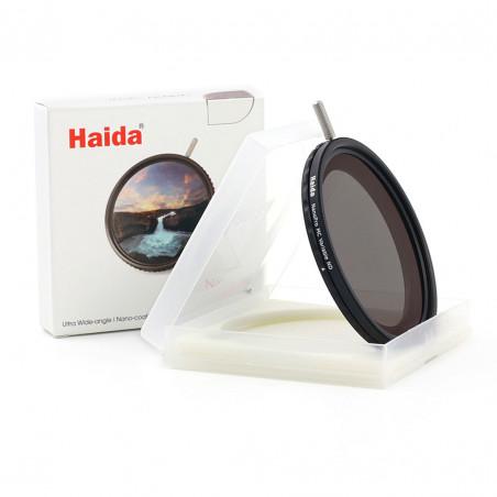 Filtr szary regulowany Haida 82mm Variable NanoPro